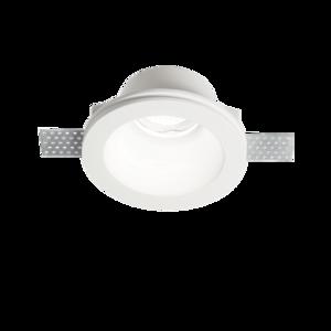 Точечный  гипсовый светильник SAMBA ROUND D90