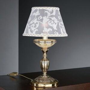 Настольная лампа Reccagni Angelo P7134P