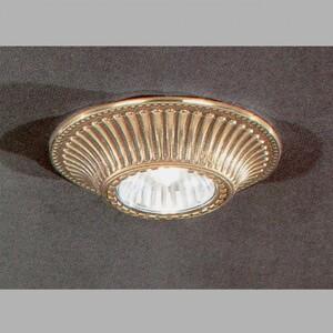 Встраиваемый светильник Reccagni Angelo 1078ORO