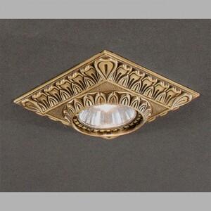 Встраиваемый светильник Reccagni Angelo 1083BRONZO