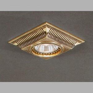 Встраиваемый светильник Reccagni Angelo 1084ORO