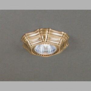 Встраиваемый светильник Reccagni Angelo 1096BRONZO