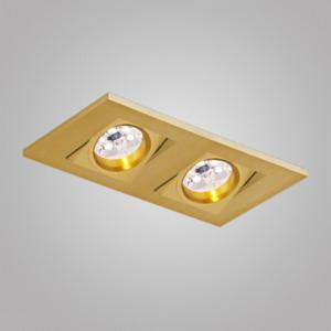 Встраиваемый светильник BPM 2001 GU