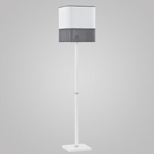 Торшер TK Lighting 278 Ibis white