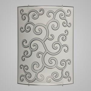 Настенно-потолочный светильник Nowodvorski 3698 arabeska silver