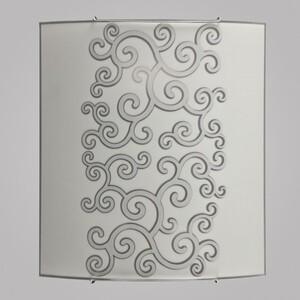 Настенно-потолочный светильник Nowodvorski 3700 arabeska silver