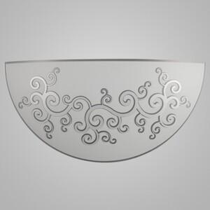 Бра Nowodvorski 3703 arabeska silver