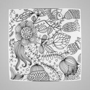 Настенно-потолочный светильник Nowodvorski 5606 blossom black