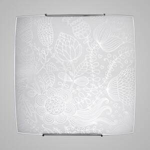 Настенно-потолочный светильник Nowodvorski 5612 blossom white