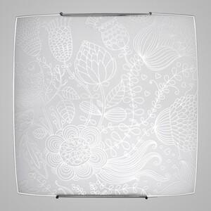 Настенно-потолочный светильник Nowodvorski 5613 blossom white