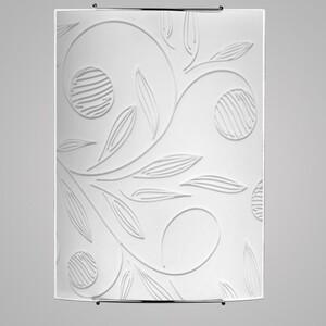 Настенно-потолочный светильник Nowodvorski 5634 bloom white