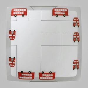 Настенно-потолочный светильник Nowodvorski 2962 bus