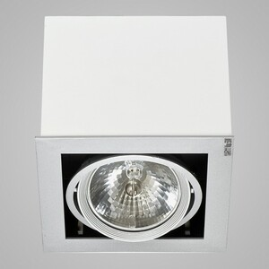 Накладной светильни Nowodvorski 5305 box white