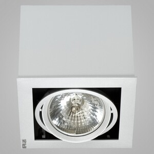 Накладной светильни Nowodvorski 5315 box gray