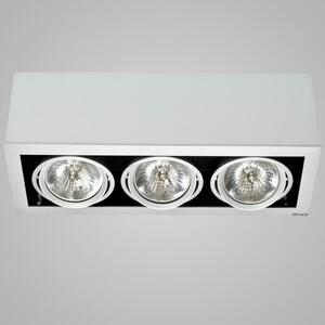 Накладной светильни Nowodvorski 5317 box gray