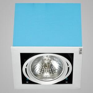 Накладной светильни Nowodvorski 5335 box turquoise