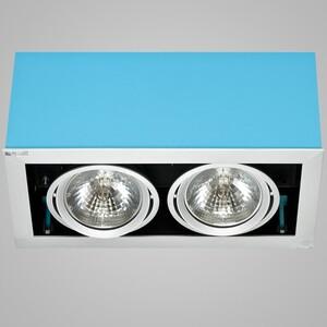Накладной светильни Nowodvorski 5336 box turquoise
