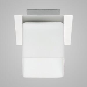 Накладной светильник Nowodvorski 5545 malone silver