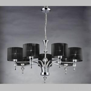 Люстра Azzardo 1976-5p bk Impress