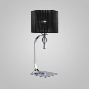 Настольная лампа Azzardo 1976-1t bk Impress