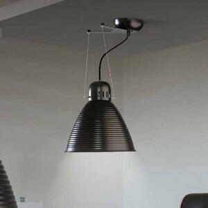 Подвесной светильник Azzardo md7311-1s black Pyramid