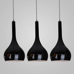 Подвесной светильник Azzardo lp 5114-3bk Soul