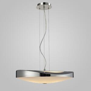Подвесной светильник Azzardo md 5649l chrome Campana