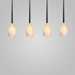 Подвесной светильник Azzardo md 1288b-4w Izza