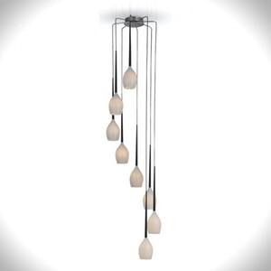 Подвесной светильник Azzardo md 1288a-8w Izza