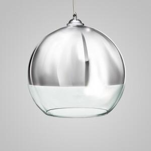 Подвесной светильник Azzardo lp5034-m Silver Ball