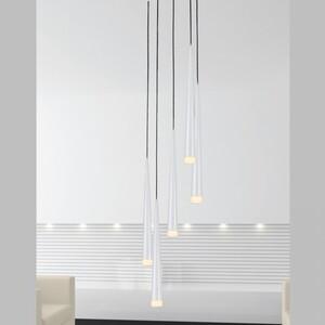 Подвесной светильник Azzardo md 1220a-5-white Stylo