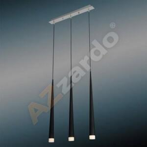 Подвесной светильник Azzardo md 1220-3-black Stylo