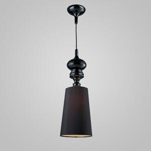 Подвесной светильник Azzardo ad 7121-1 black Baroco