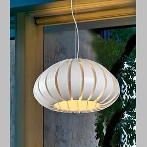 Подвесной светильник Azzardo lp1149-wh Zucca
