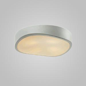 Светильник потолочный Azzardo mx5727m white Grasso