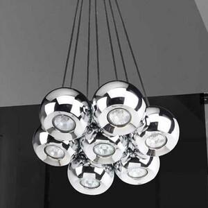 Подвесной светильник Azzardo fh5957-bj-120 chrome Gulia