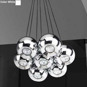 Подвесной светильник Azzardo fh5957-bj-120 white Gulia