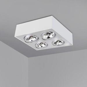 Накладной светильник Azzardo gm4400 white Paulo