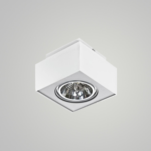 Накладной светильник Azzardo gm4107 white Paulo