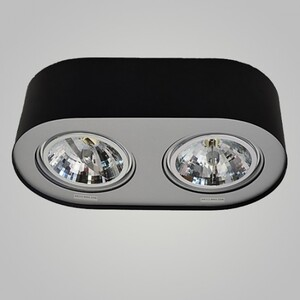 Накладной светильник Azzardo fh30532b black Pino