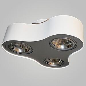 Накладной светильник Azzardo fh30533b white Pino