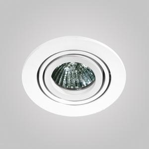 Встраиваемый светильник Azzardo gm2102_wh Carlo