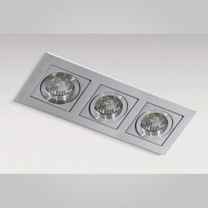 Встраиваемый светильник Azzardo gm2301_alu Paco