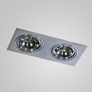 Встраиваемый светильник Azzardo gm2200_alu Siro