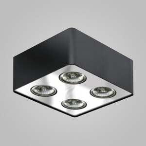 Накладной светильник Azzardo fh31434s black Nino