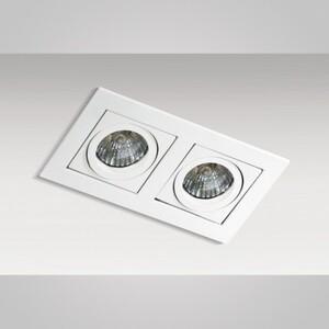 Встраиваемый светильник Azzardo gm2201_wh Paco
