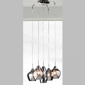 Подвесной светильник Azzardo 2285-5p Amber milano