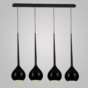 Подвесной светильник Azzardo md1289-4bk Aga