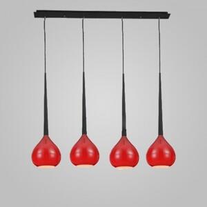 Подвесной светильник Azzardo md1289-4rd Aga