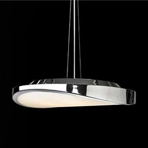 Подвесной светильник Azzardo md 5657l chrome Circulo